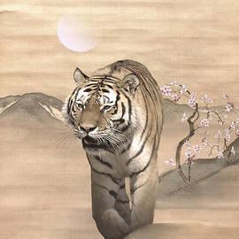 Matthew Schwartz - Walking Tiger