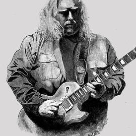 Warren Haynes 01 by William Walts