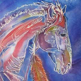 Deborah Ruby - Warrior Paint