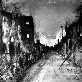 Maja Sokolowska - Warsaw Ghetto 1945