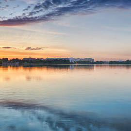 Washington DC Panorama by Sebastian Musial
