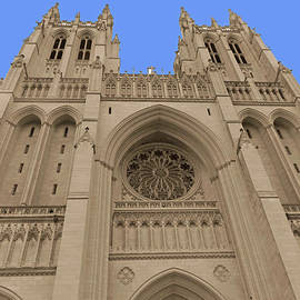 Emmy Marie Vickers - Washington National Cathedral of DC
