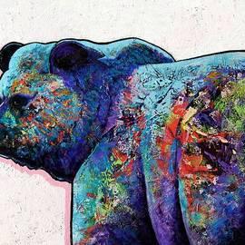 Joe  Triano - Watchful Eyes - Grizzly Bear