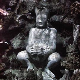 David Kehrli - Watching Buddha