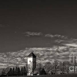 Watching over Buchheim by Bernd Laeschke