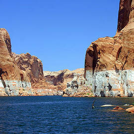 Water Canyons by Bob Hislop