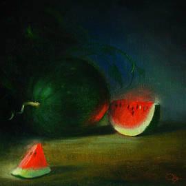 Water Melon by Jk