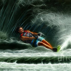Bob Christopher - Water Skiing Magical Waters 1