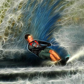 Bob Christopher - Water Skiing Magical Waters 3