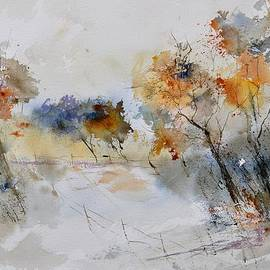 Pol Ledent - Watercolor 418022