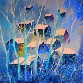 Pol Ledent - Watercolor 5110412