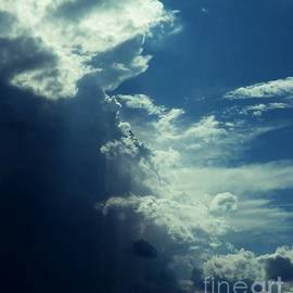 Christy Ricafrente - Waterfall Clouds