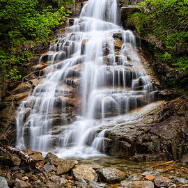 Waterfall In The Clouds by Jeff Sinon