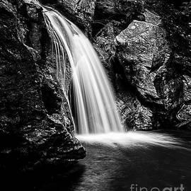 Bingham Falls Waterfall Stowe Vermont Open Edition by Edward Fielding