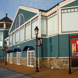 Steven Ainsworth - Waterfront Restaurant V