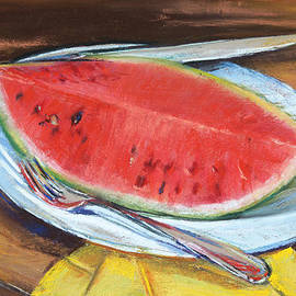 Watermelon by Beverly Amundson