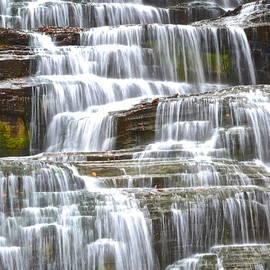 Frozen in Time Fine Art Photography - Waters Eternal Flow