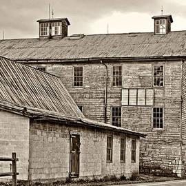 Steve Harrington - Waterside Woolen Mill