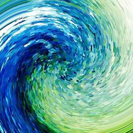 David Manlove - Wave to Van Gogh