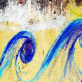 Waves On A Wall by Marie Jamieson