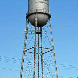 Weimar Texas Water Tower by Connie Fox