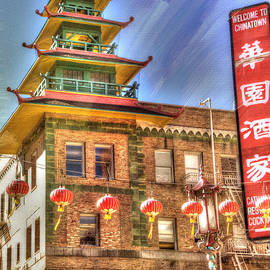 Welcome To Chinatown by Juli Scalzi
