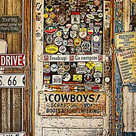 Welcome to Hackberry General Store by Priscilla Burgers