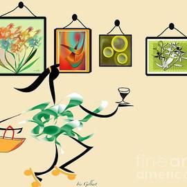 Iris Gelbart - Welcome to my art show