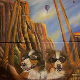 We're Arf to See the World by Sherry Strong