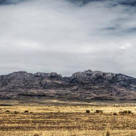 Tony  Colvin - West Texas Mountains