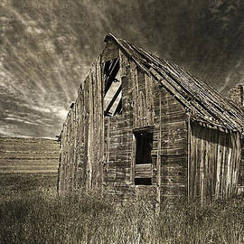 Wes and Dotty Weber - Western Plains Barn