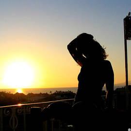 Sue Rosen - When the sun sets