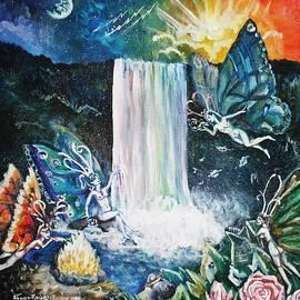 Shana Rowe Jackson - Where the Elements Meet