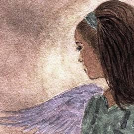 Angela Davies - Whisper Of Wings