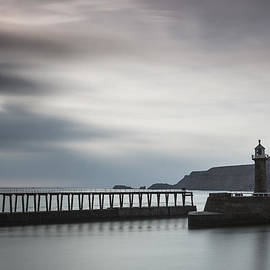 John Hall - Whitby Pier