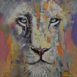 Michael Creese - White Lion