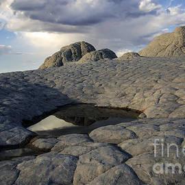 White Pocket Arizona 1 by Bob Christopher