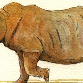 Juan  Bosco - White Rhino