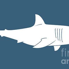 White Shark by Amy Kirkpatrick