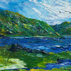 Conor Murphy - White water in Kenmare  Kerry