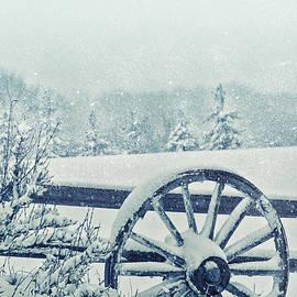 Michael Huddleston - White Winter Country