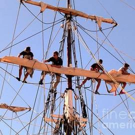 Barbie Corbett-Newmin - Who Was that Mast Man