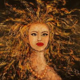 Wild Tigress by Natalie Holland
