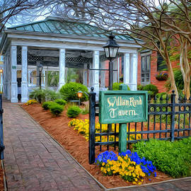 William Rand Tavern At Smithfield Inn by Williams-Cairns Photography LLC