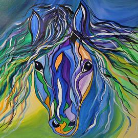 Janice Rae Pariza - Willow the War Horse