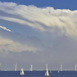 Wind at Work by David Berg