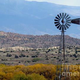 Eva Kato - Windmill in Arizona