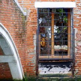 Bishopston Fine Art - Window by the Bridge