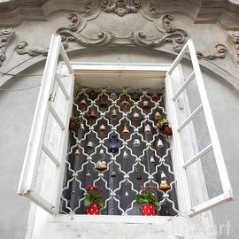Lisa Kilby - Window Chimes
