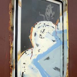 Window Graffiti by Robert Riordan